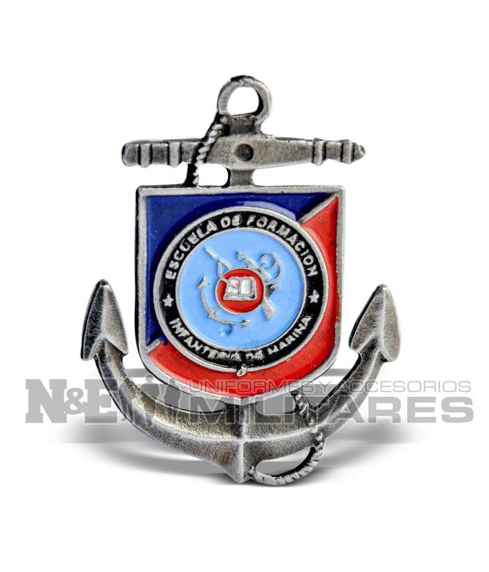 Distintivo Escuela de Formación de Infantería de Marina