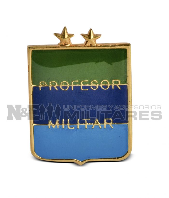Distintivo Profesor Militar