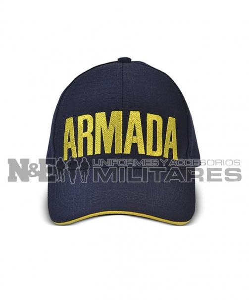 Gorra Azul Armada